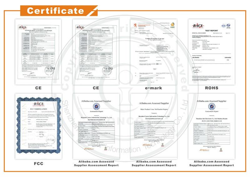 gps tracking kids smallest CE certification GK301 orange&blue