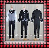 Костюмы и аксессуары cosplaydiy черные bulter011