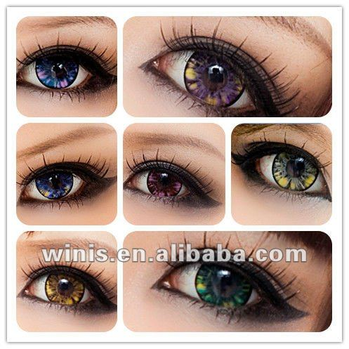 Natural Eye Color Contacts Your Natural Eye Color