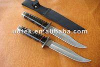 прямой нож тактический нож BODA с нейлоновой оболочкой udtek00374