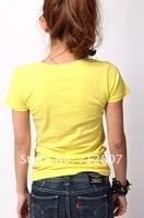 Женская футболка , DHL IFW010