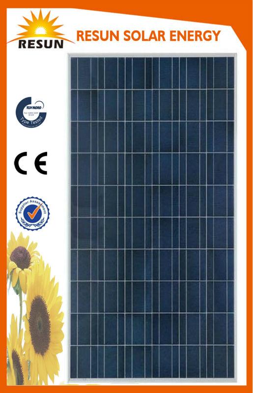 高品質低価格305w太陽光発電pvポリソーラーパネルを備えたce/tuv/iec証明書中国から価格仕入れ・メーカー・工場