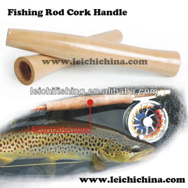 Fishing rod handles fly rod cork grip cork handle buy for Cork fishing rod handles