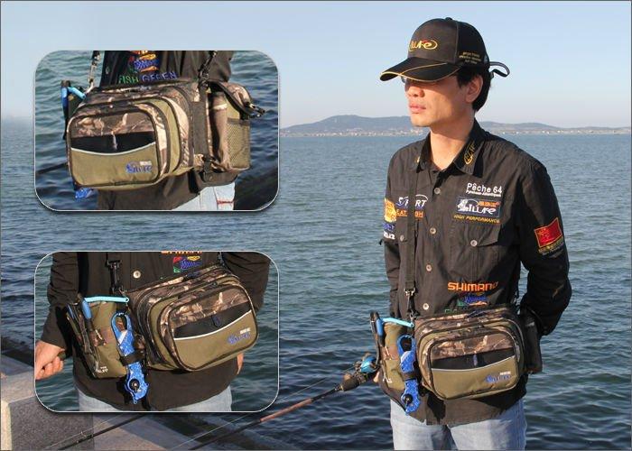 рыбацкие сумки камуфляж