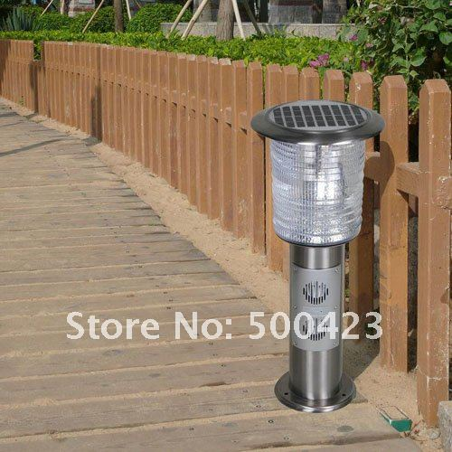 2015 High Lumen High Quality Led Solar Garden Lights