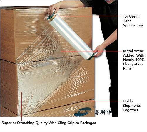 Industrial Plastic Wrap