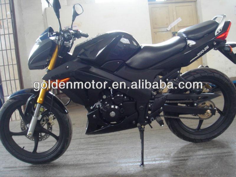 HDM125,150,200E-26 125/150/200cc EEC street new sports motorbike