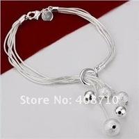 Оптовые браслеты и браслеты стерлинговое серебро 925 пробы smth243