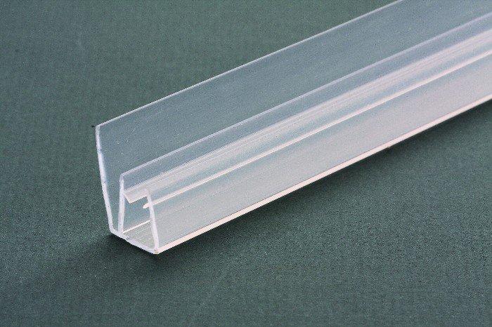 Window Glazing Strips : Super deal glass shower door plastic seal strip rubber