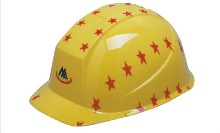 GB,EN&ANSI Approved Custom-made Personalized Colorful Safety Helmet