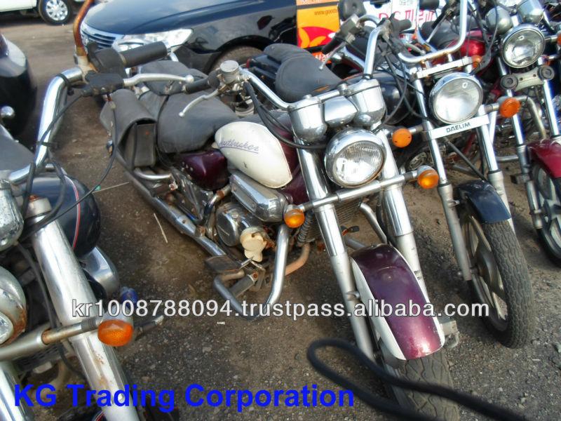 125cc Daelim Daystar Motorbikes