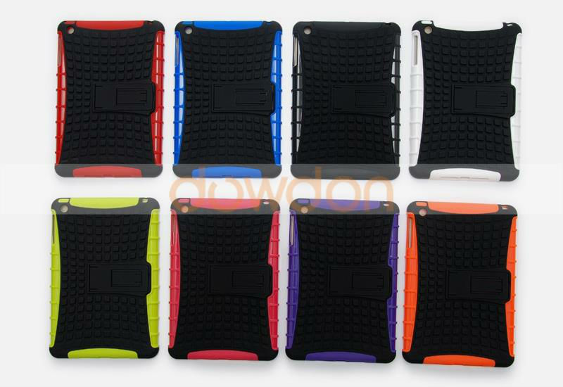 Anti-Shock Case Shockproof Case for iPad Mini for Apple iPad Mini