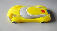 Чехол для для мобильных телефонов Cool 3D Racing Car Silicone Case For Apple Iphone 5 1pcs/lot 6 color