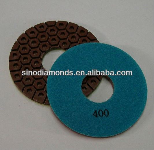 Wet Diamond Polisher Pad for concrete floor polishing