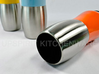 UPSPIRIT 370ml top quality water bottle,office cup,travel mug,vacuum flask thermos mug 3 colors available