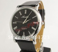 Наручные часы 5pcs/lot Hot Sale Fashion Mens Strap Wrist Watch