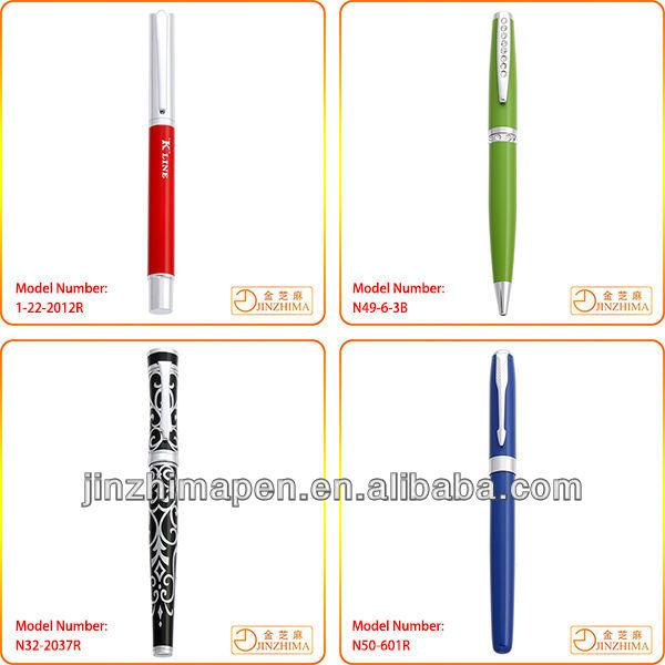 Fashion rhinestone pens for promotion