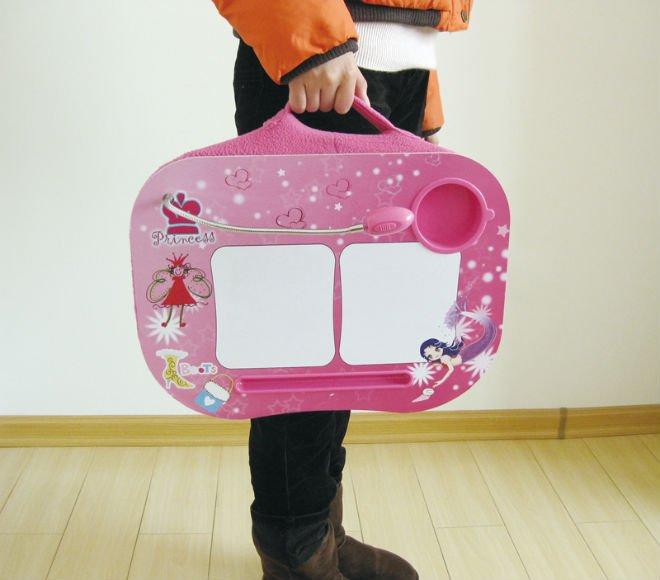 Cooskin protable belle noël cadeau pour childern réglable livre stand et meubles de maison
