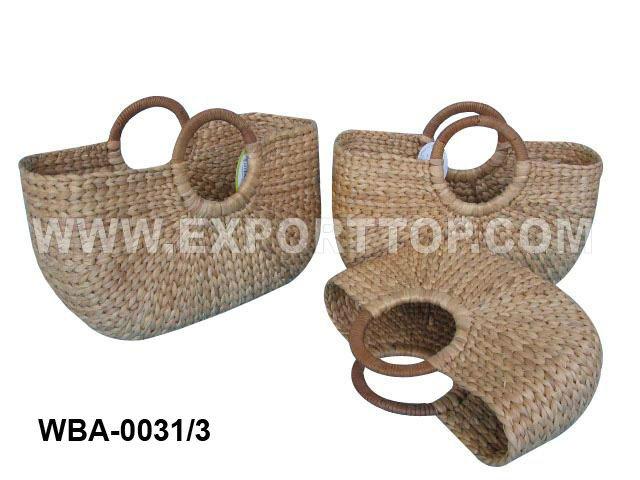 Best selling water hyacinth bags for ladies in 2012