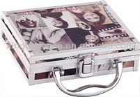 Aluminum Case cosmetic case makeup case CS8353