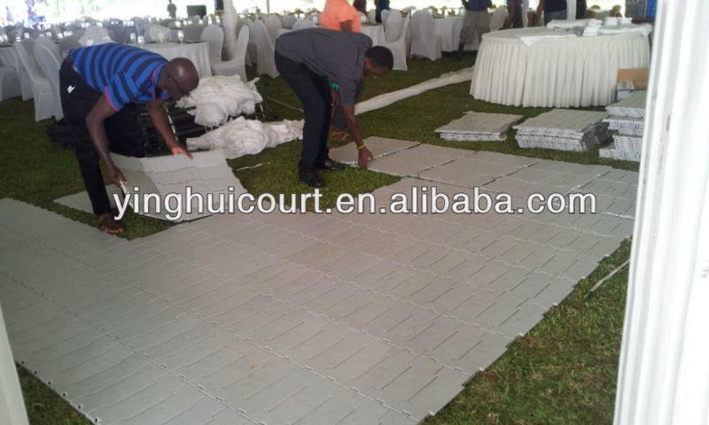 Modular Tent Flooring T-02