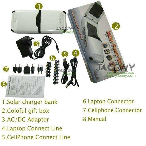 Solar Laptop Charger (HL-201)