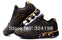 Мужская обувь для баскетбола 2012 global shipping- new design Men's air cushion Running Shoes branded basketball/bounce shoes, Tank chain