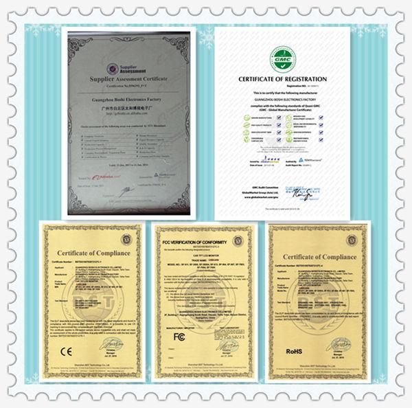 Certificate 6x