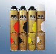 Aerosol Canned Construction PU Foam Sealants