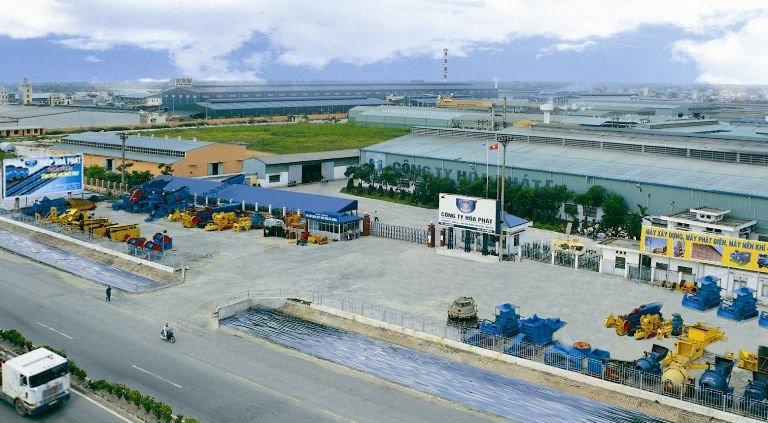 Hoa Phat Steel Pipe