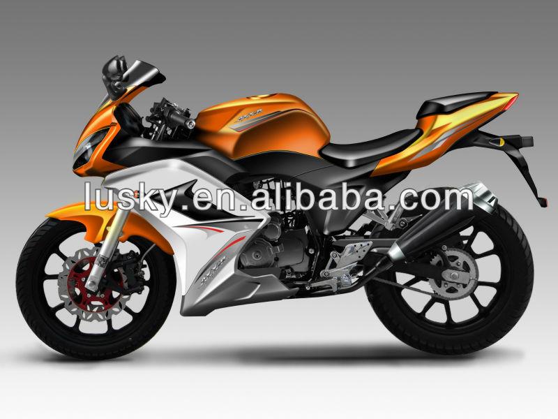 EEC motorcycle in 250cc