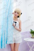 Судьба пребывания ночь сабля Лили косплей высококлассные пижамы костюм, белые Пижамы женские