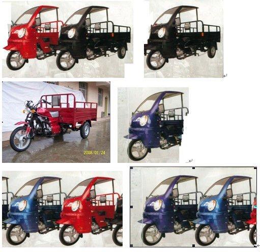 200CC Cargo Three Wheeler Auto Rickshaw