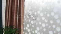 Free shipping  decorative PVC window film / 0.91*6M glass film