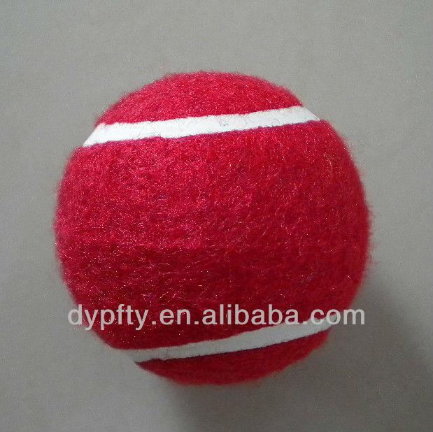 38G/PC colourful pet carrier tennis ball
