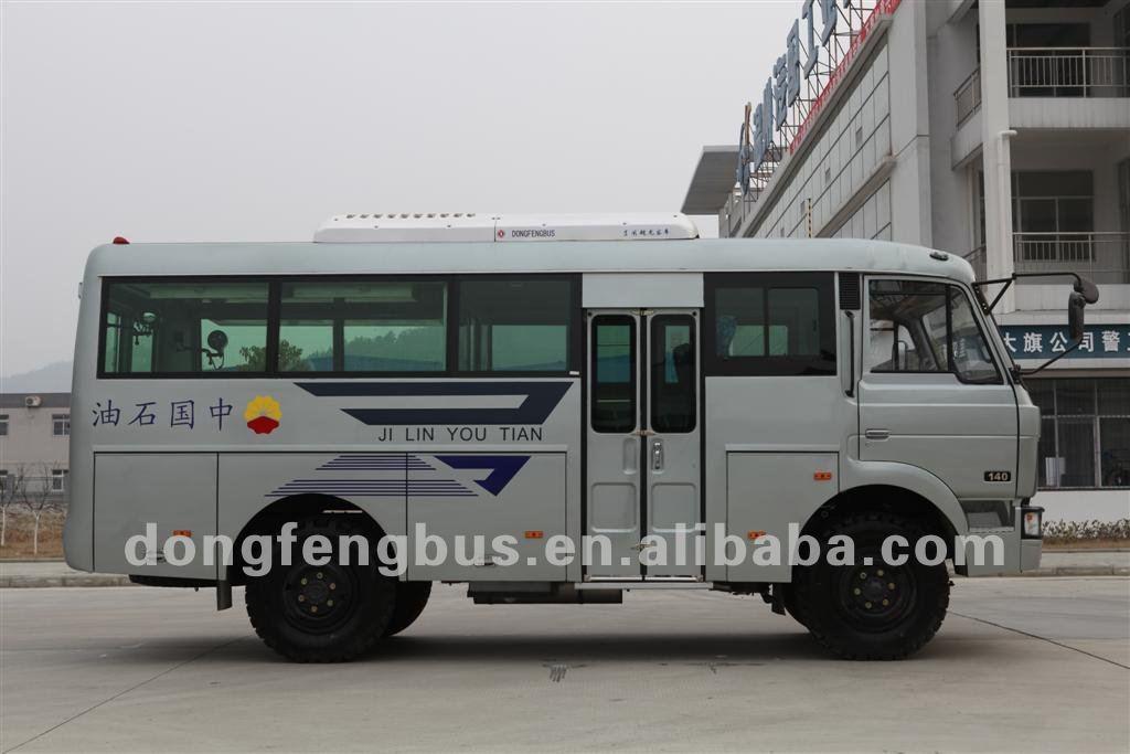 4x4 off-road bus