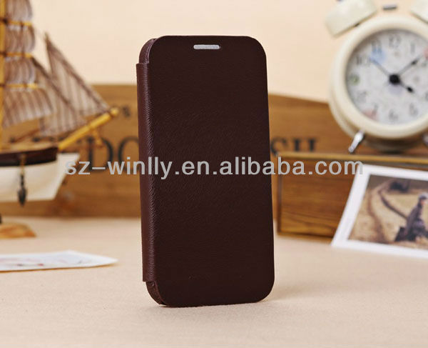 for samsung mobile phone leather case for samsung galaxy s4 i9500