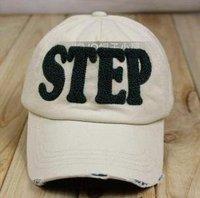 Женская бейсболка al Women Fashion STEP baseball cap, embroidery Leisure cap
