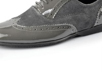 Мужские оксфорды VERY GOOD QUALITY! LoyalCo 2013 oxford men shoe/quality dress shoes genuine leather/lace-up solid autumn style