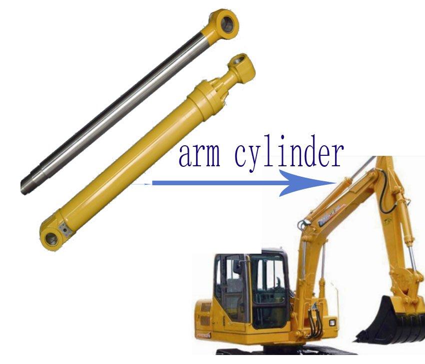 hydraulic cylinder dump truck