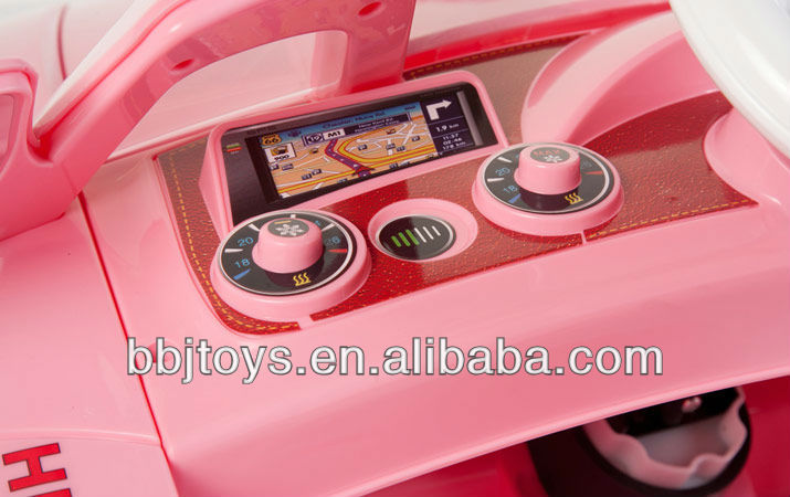 rechargeable electric car toy