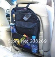 Запчасти и Аксессуары для автомобилей Automobile seat bag garbage