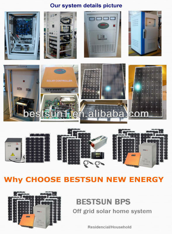 1000w Top Sale,No MOQ solar system pakistan lahore