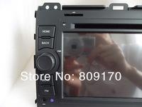 Автомобильный DVD плеер Android Car DVD PIayer with Toyota prado, GPS, 512M RAM, BT, RADIO, IPOD, USB/SD