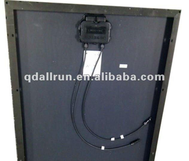Black poly solar panels 250 watt