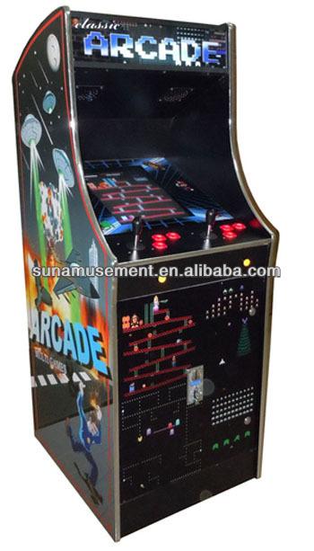 upright arcade game machine WSA-068