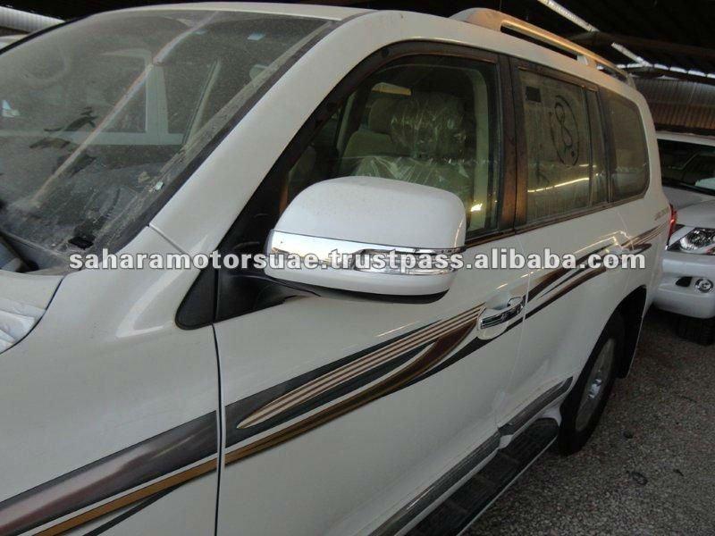 Nuevo coche toyota land cruiser 200 turbo diesel 4.5l 4x4 2013 ...