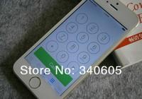 Мобильный телефон 3G GPS 5S ROM 8GB MTK6572 Dual Core 4.0inch 800*480 IPS 5C 5s phone Android 4.2.2 Single Sim 5S Phone Original LOGO
