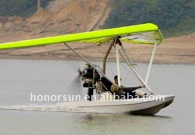 ST912 Amphibious trike Hang gliding/Flight tricycle/ motorized glider/powered glider/Air Trike/Mini plane
