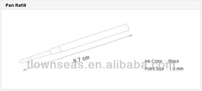 Wholesale best swanky promotional pen